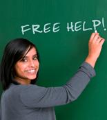 Free Help Area